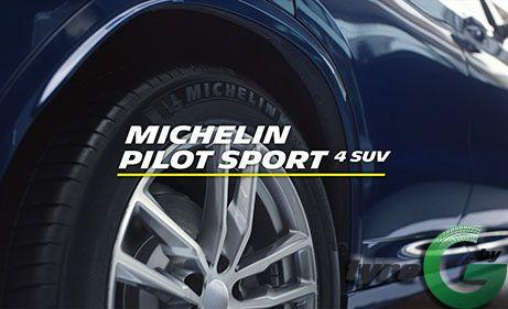 Картинки по запросу Michelin Pilot Sport 4SUV описание