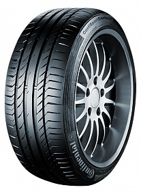 Continental ContiSportContact 5 225/45R17 91W RunFlat